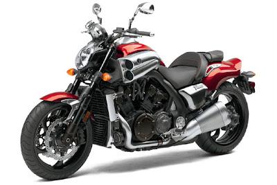 2010 Yamaha V-Max motor VMX17