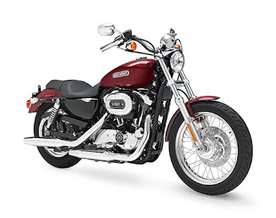 2010 Harley-Davidson Sportster 1200 Low - XL1200L Motorcycle,Harley Davidson Motorcycles