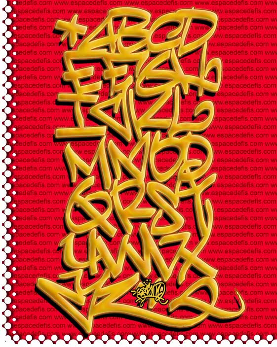 graffiti letters alphabet r. GRAFFITI LETTER ALPHABET