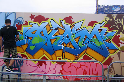 ecko graffiti,graffiti art