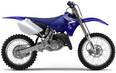 2010 Yamaha YZ125 Motorcycle,Yamaha Motorcycles