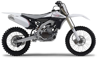 Yamaha YZ 450F User Manual