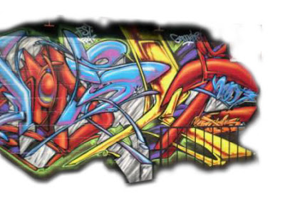 wildstyle graffiti-graffiti alphabet