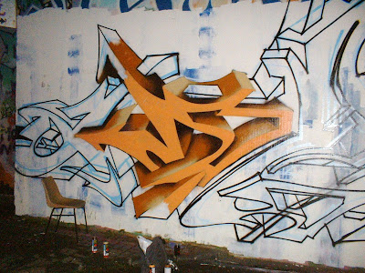 3D Graffiti, Wildstyle Graffiti