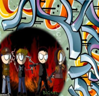 GRAFFITI EMO