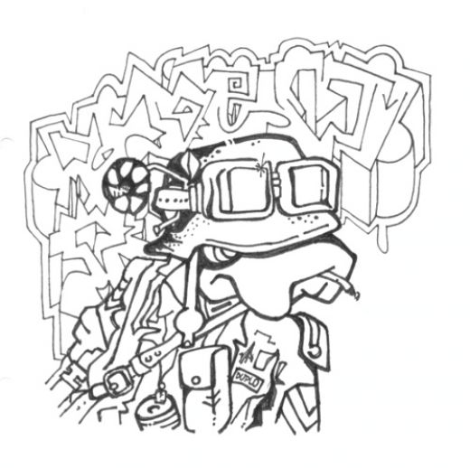graffiti walls: Graffiti Sketches - GRAFFITI BLACKBOOKS ...