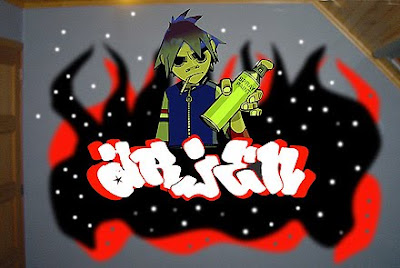 juegos para hacer graffitis online