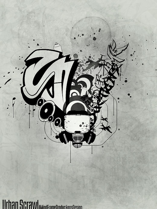 Graffiti Walls Wild Style Free Fonts Family For Street Artwork