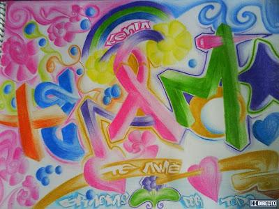 Graffiti de Amor,Graffiti Love