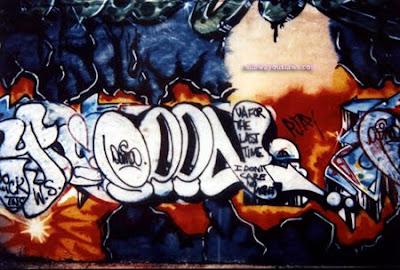 Graffiti Wildstyle