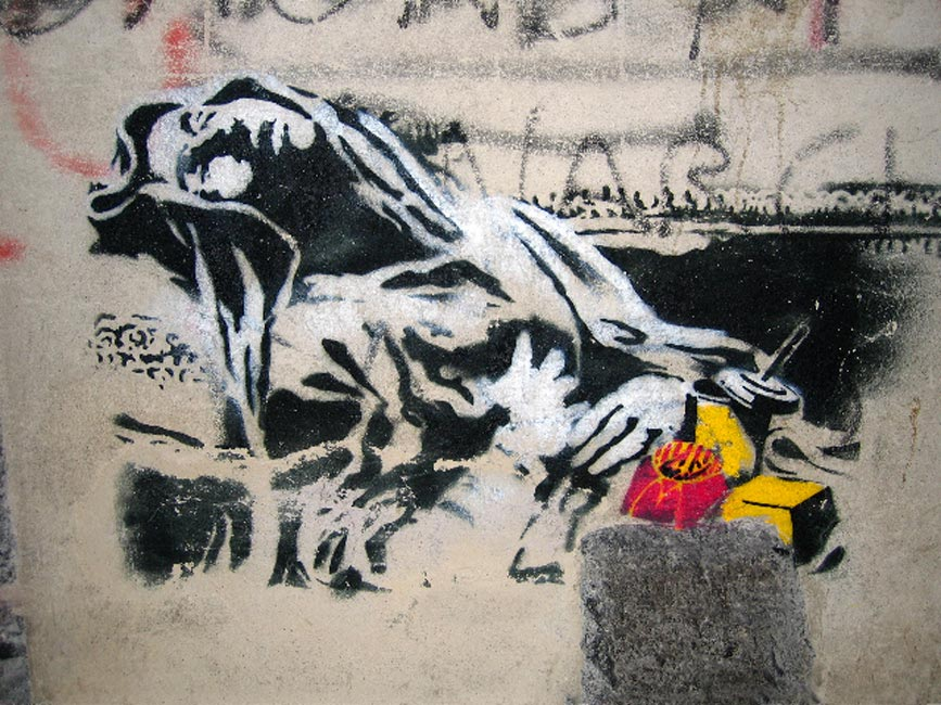 banksy wallpapers. Banksy Graffiti Artist