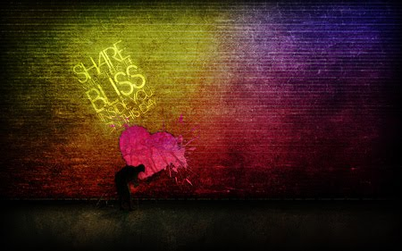 Graffiti Wallpaper - Beautiful Desktop, Twitter amp; Myspace Backgrounds