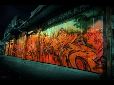 Graffiti Wallpaper - Beautiful