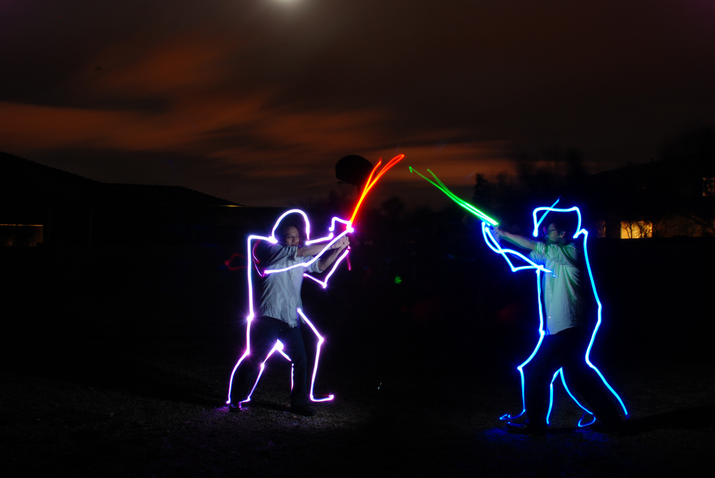 25 Amazing of <b>Light Graffiti</b>