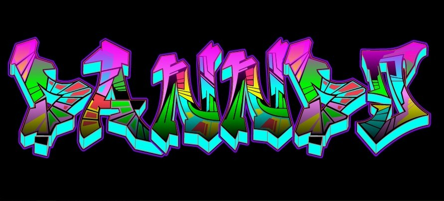 letras de graffiti. Create Graffitis de