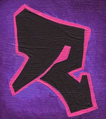 letter r graffiti. Letter R in a Special Alphabet Graffiti Collection by Guardian