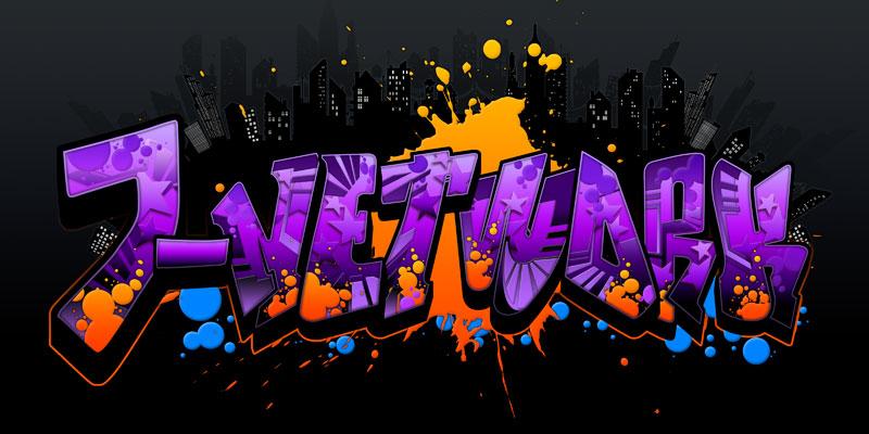 Midgem Colorful Graffiti Letters Graffiti Tutorial