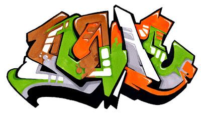 graffiti letters,graffiti letter,graffiti style