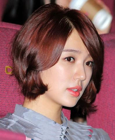 Best Korean Short Hairstyles 2013