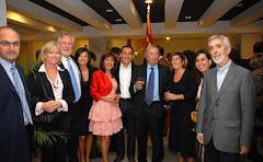Homenaje de la Prensa a Pepe Oneto