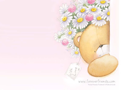 cute desktop wallpaper. Cute Bear#39;s Desktop