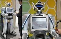 FeliCa - robotul 'bancomat'