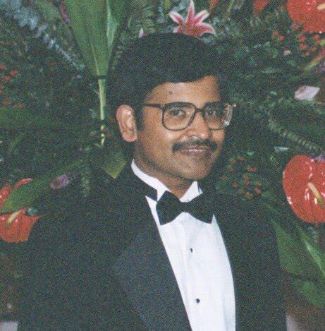 V. Ravi Chandran Net Worth