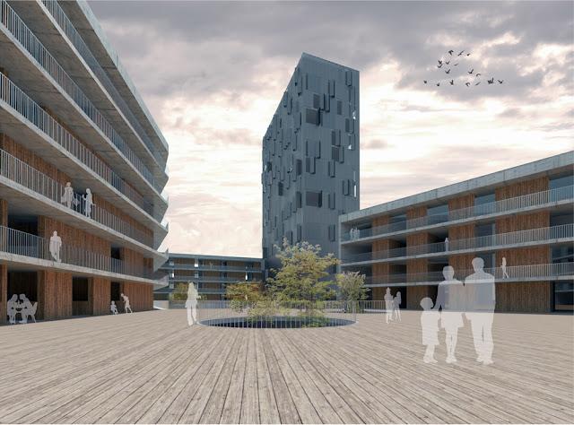Social Housing In Milan By Studiowok Housevariety