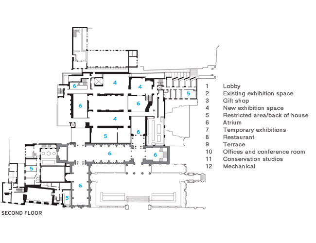 Ashmolean Museum : By Rick Mather Architects ~ HouseVariety