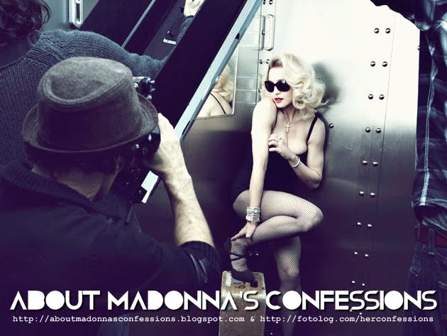 Madonna's Confessions