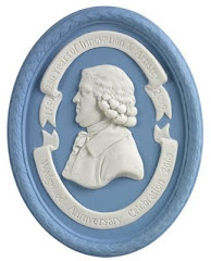 Wedgwood 250th Anniversary Medallion