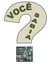 CONFIRA AO LADO VOCÊ SABIA