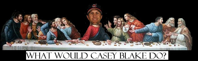 What Would Casey Blake Do?
