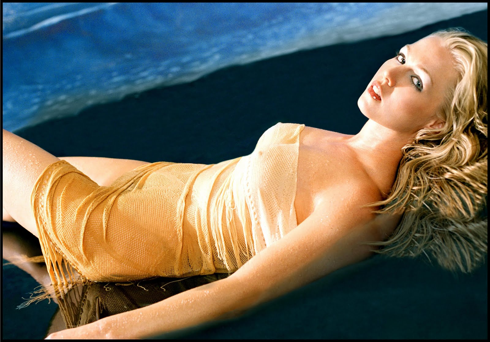 Jennie garth hot nue