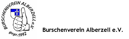 Burschenverein Alberzell e.V.
