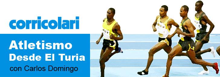 Atletismo desde El Turia