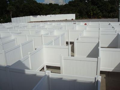 maze closeup