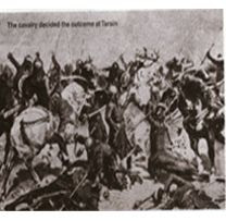The Battle of Tarain