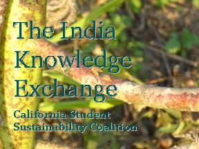 The CSSC India Knowledge Exchange