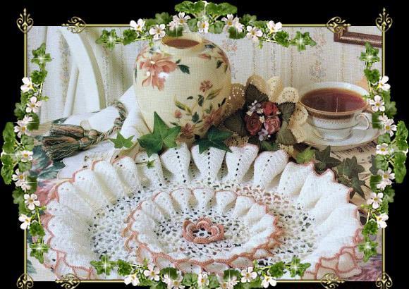 Crochet Sweet Homes