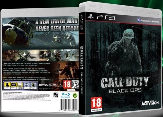 Call of Duty: Black Ops is a