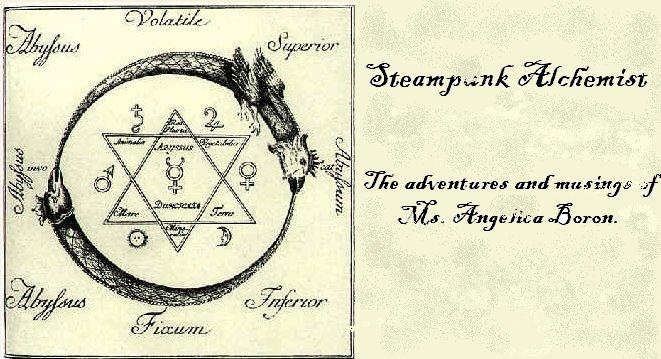 Steampunk Alchemist