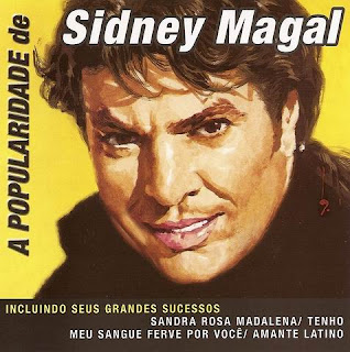 Sidney Magal   A Popularidade de Sidney Magal