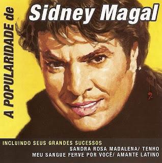 Sidney Magal   A Popularidade de Sidney Magal