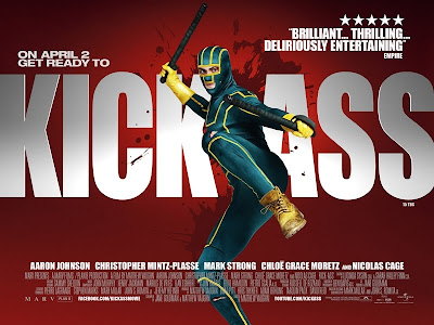KICK-ASS 2 -LUZ VERDE-