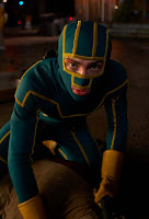 Aaron Johnson is Dave Lizewski aka Kick-Ass
