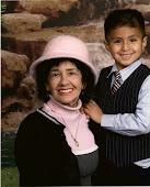 David Jr & Granny