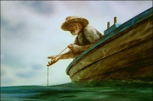 los serrano y mar adentro: