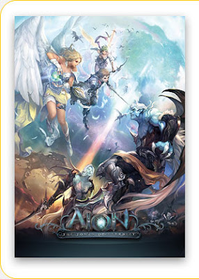AION mmorpg by bobylette preview 0