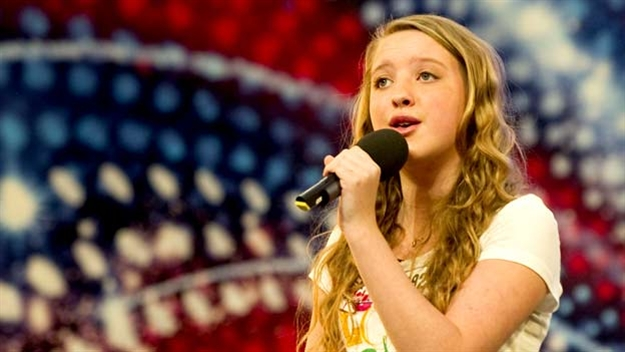 Olivia Archbold - Britains Got Talent